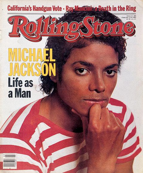 Michael Jackson Rolling Stone Covers   ButtaFlyy's Opinion Rolling Stone Magazine